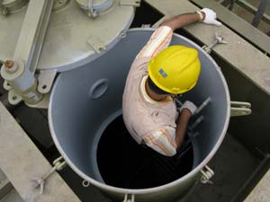 Storage Tank Calibration & Inspection :: Ship Tanks :: Tomojit Ghosh